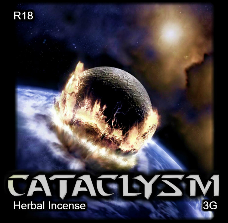 Cataclysm Herbal Incense