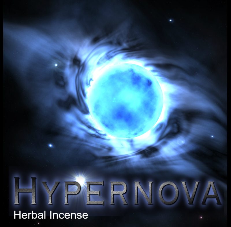 Hypernova Herbal Incense