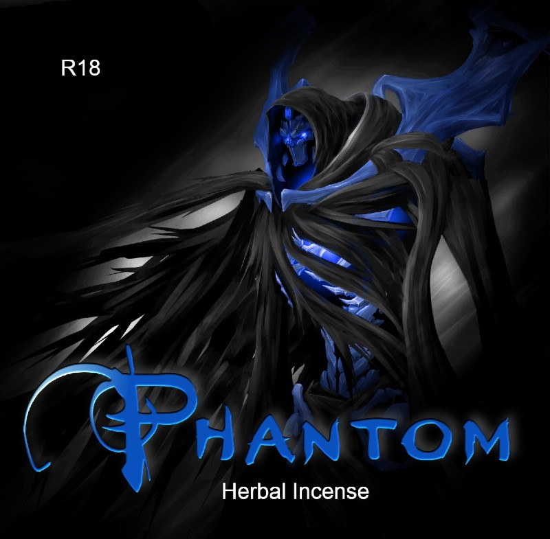 Phantom Herbal Incense