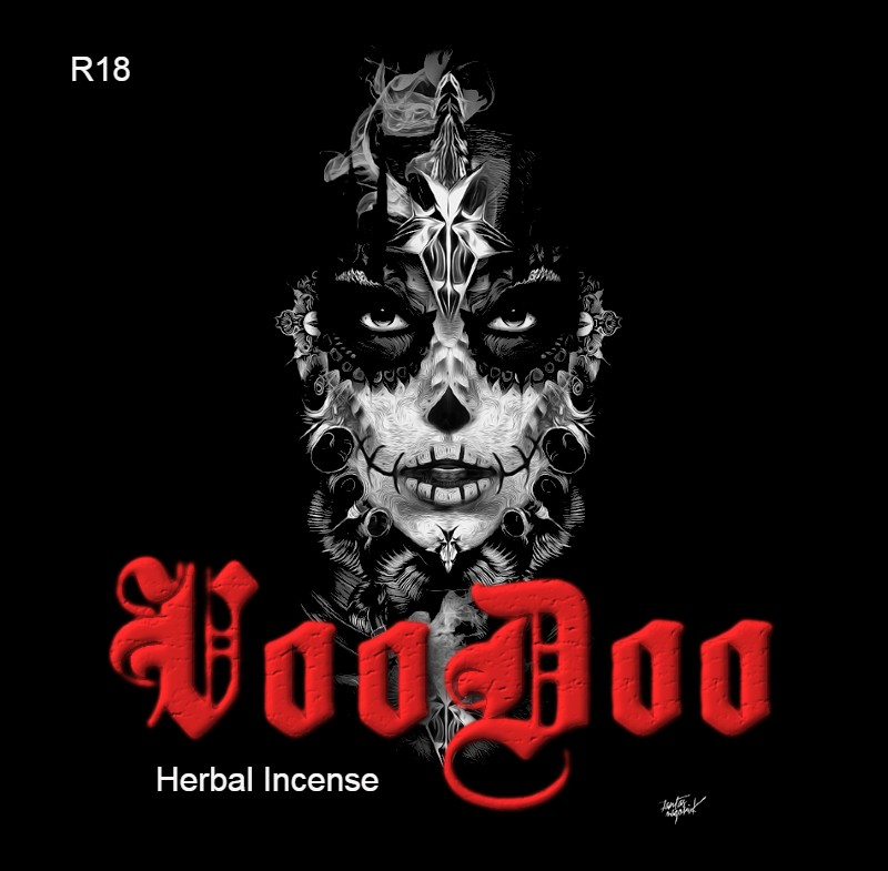 Voodoo Herbal Incense