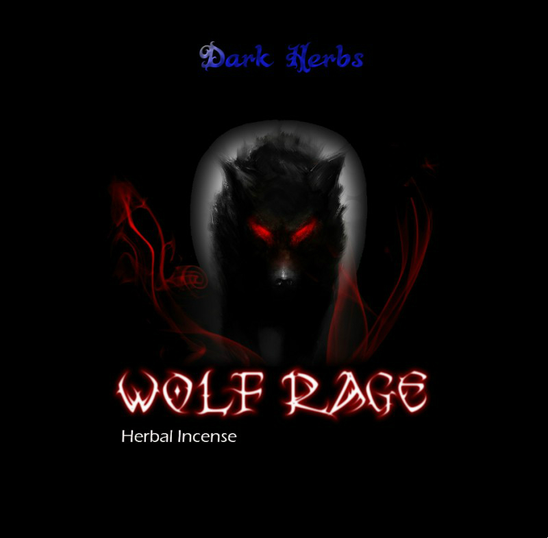 Wolf Rage Herbal Incense